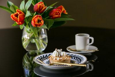 Caramel Swirl Cheesecake