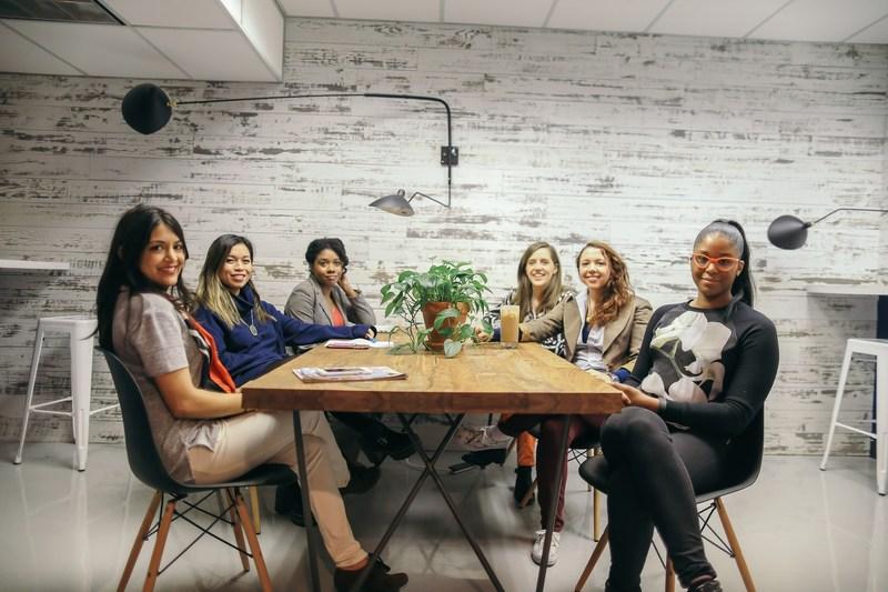 Women #BuildYourDream Scholarship Winners