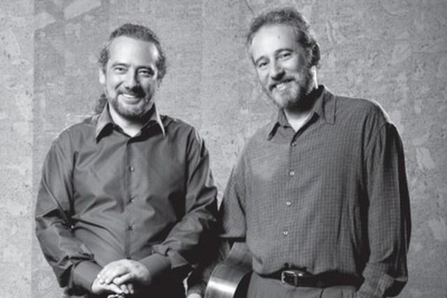 Dans le cadre du Festival Guitare Alla Grande, le samedi 11 février, le duo Odair et Sérgio Assad offrira un cours de maître à 9 h 30 au Conservatoire et sera en concert à 19 h 30 à l'église unie Dominion-Chalmers. (Groupe CNW/Conservatoire de musique et d'art dramatique du Québec)