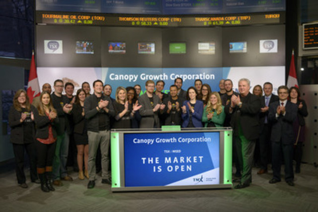 how to buy canopy growth corp stocks