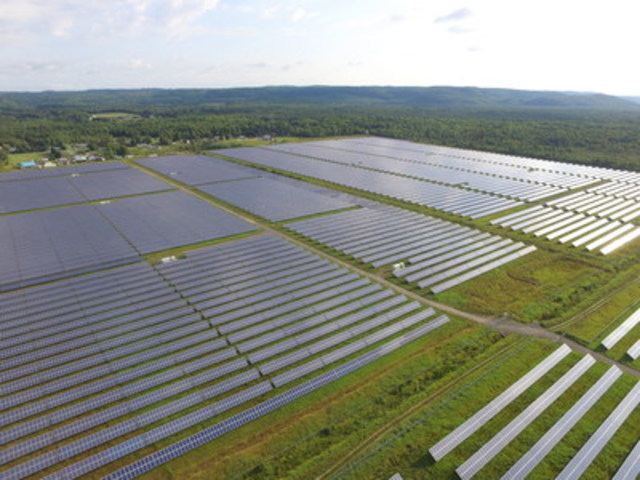 Fengate reaches financial close on acquisition of 59.8 MWac Sault Ste. Marie solar portfolio (CNW Group/Fengate Capital Management)
