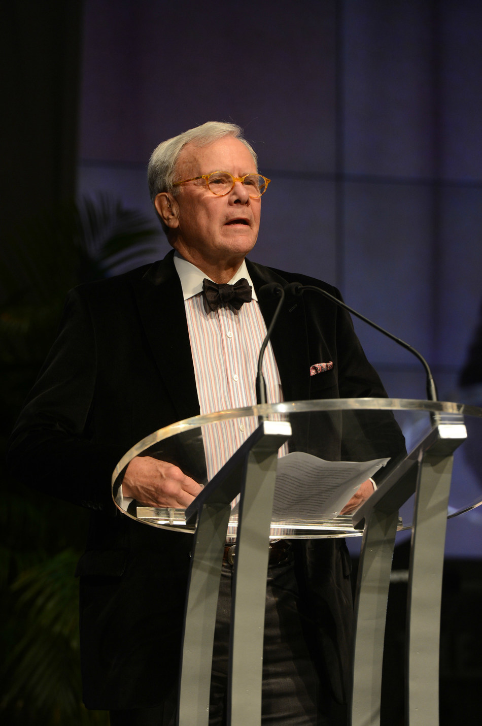 Tom Brokaw will be among the special guests at the National WWII Museum's American Spirit Awards gala.