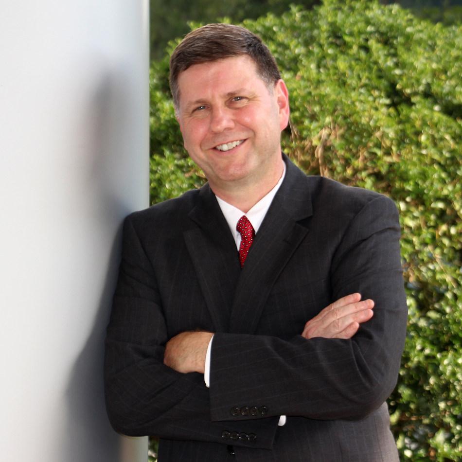 Jim Sanduski appointed President to lead newly created Sharp Home Electronics Company of America (SHCA) Division (PRNewsFoto/Sharp Corporation USA)