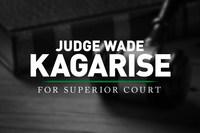 (PRNewsFoto/Kagarise For Superior Court)