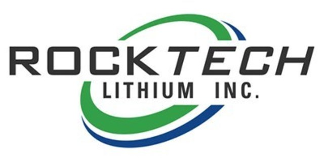 Rock Tech Lithium Inc. (CNW Group/Rock Tech Lithium Inc.)