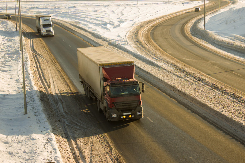 The need for truck drivers remains high.