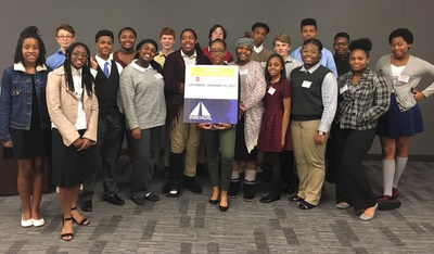 Atlanta high school students participate in INROADS College Links-Atlanta.