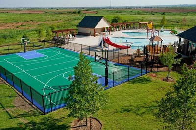 The Grove is a master planned community in the Deer Creek School District featuring amenities like any other.