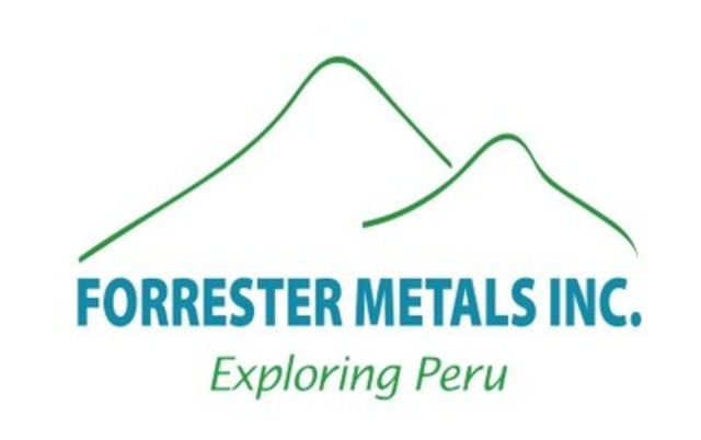 Forrester Metals Inc. (CNW Group/Zinc One Resources Inc.)