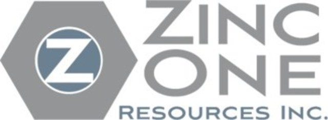 Zinc One Resources Inc. (CNW Group/Zinc One Resources Inc.)