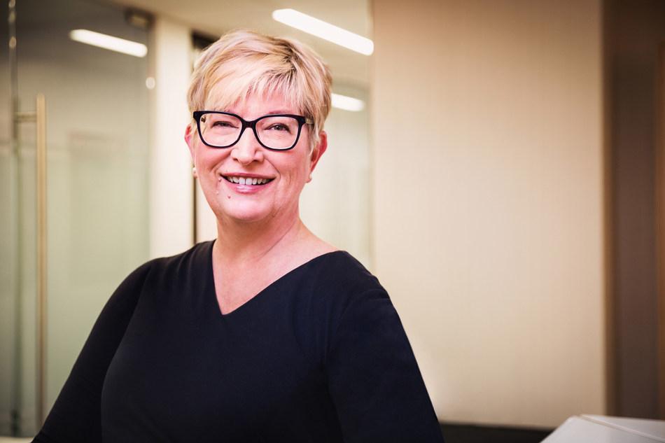 Sherry Moreland, Mediant's President