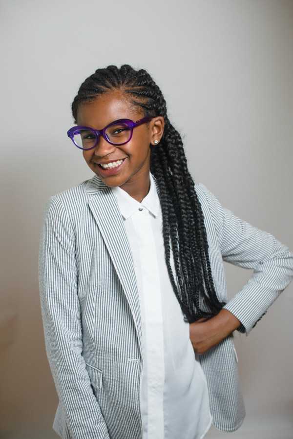 SCHOLASTIC TO PUBLISH ACTIVISM BOOK BY 12-YEAR-OLD MARLEY DIAS, FOUNDER OF #1000BLACKGIRLBOOKS