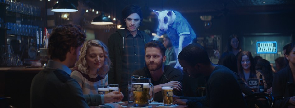 Bud Light puts friendship front and center in Super Bowl ad spot by featuring Bud Light icon: Spuds MacKenzie.