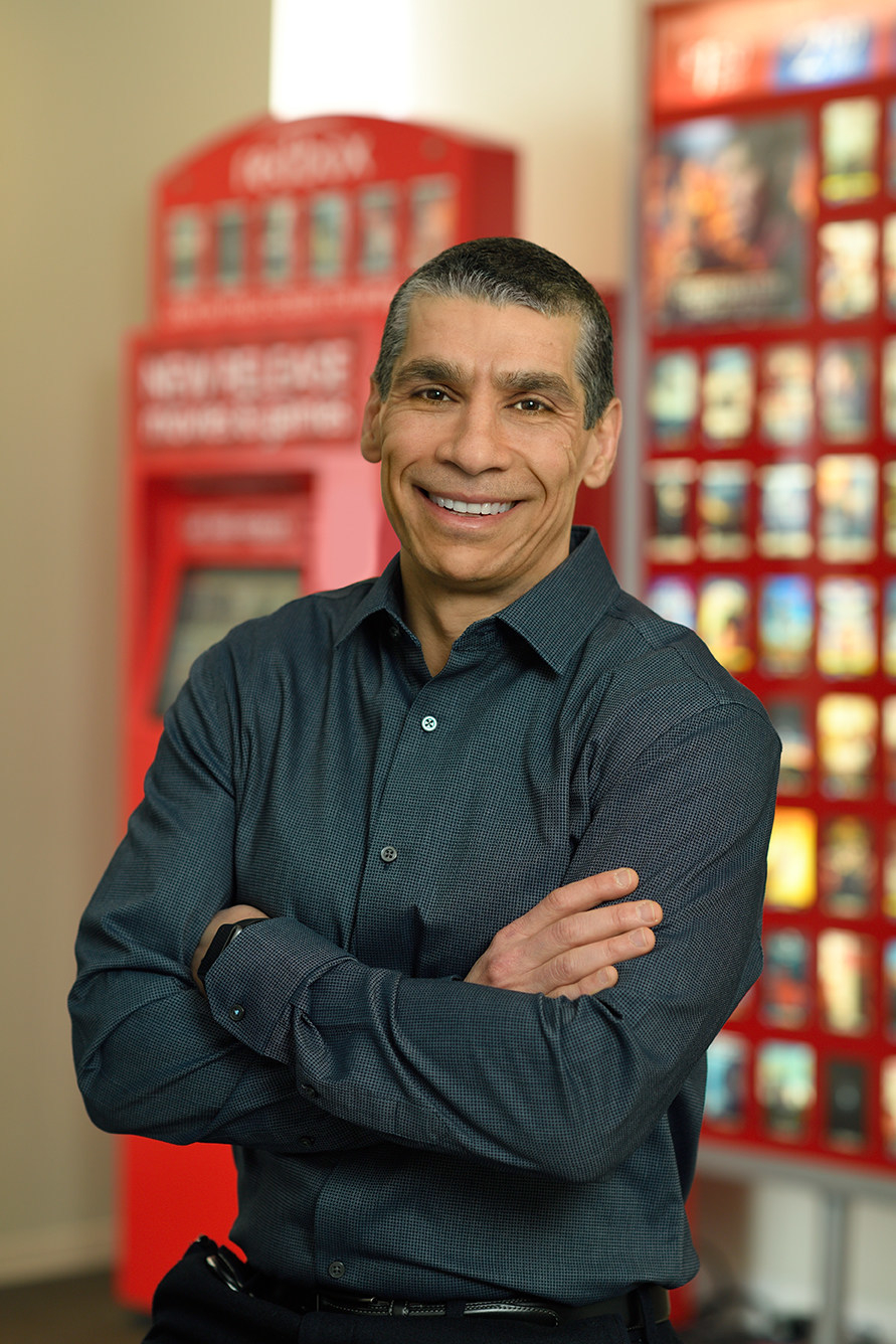 Redbox Names Ash Eldifrawi Chief Marketing and Customer Experience Officer