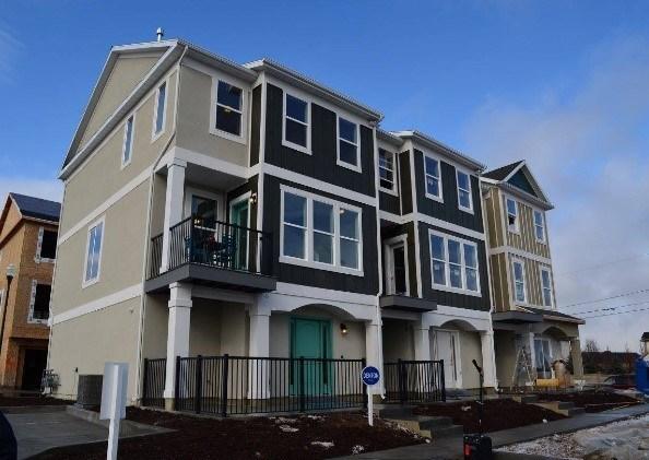 Hamlet Homes Opens Glenmore Village, A 'Smart' Home Community in Murray, Utah