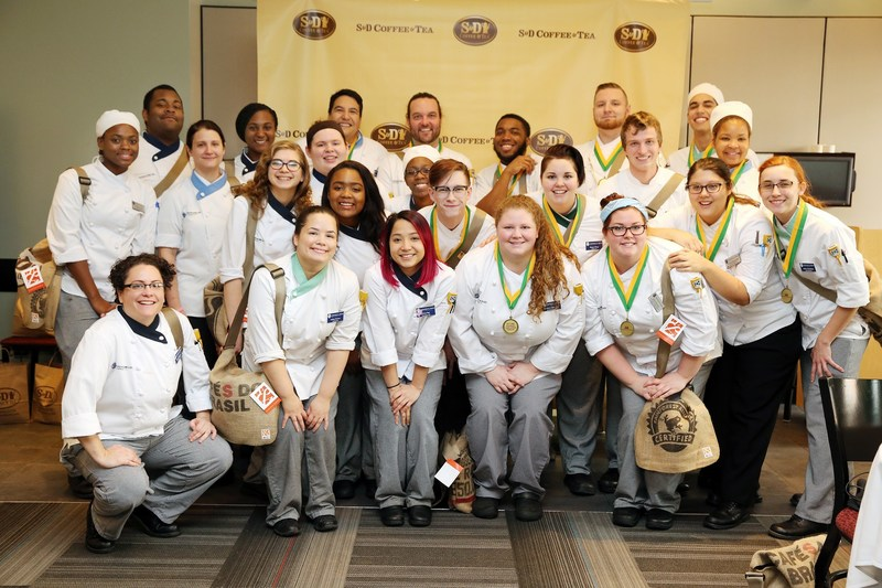 The 2017 S&D Culinary Challenge Semi-Finalists and Finalists