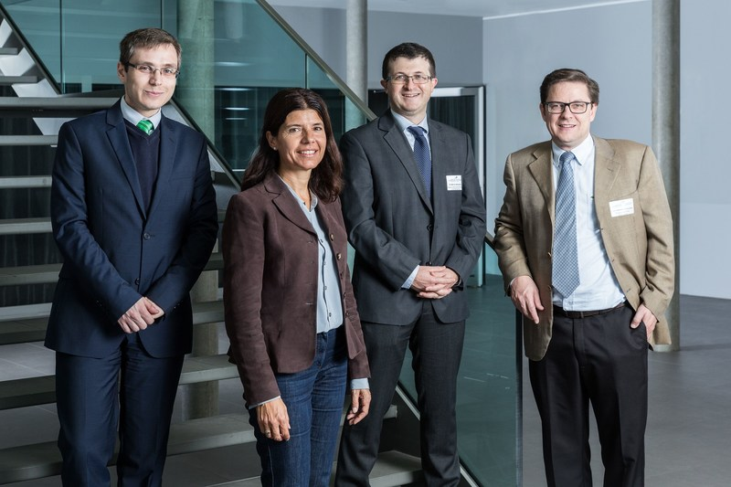 The best European data protection and biometrics experts teach at Swiss Distance Learning University (PRNewsFoto/Formation Universitaire)