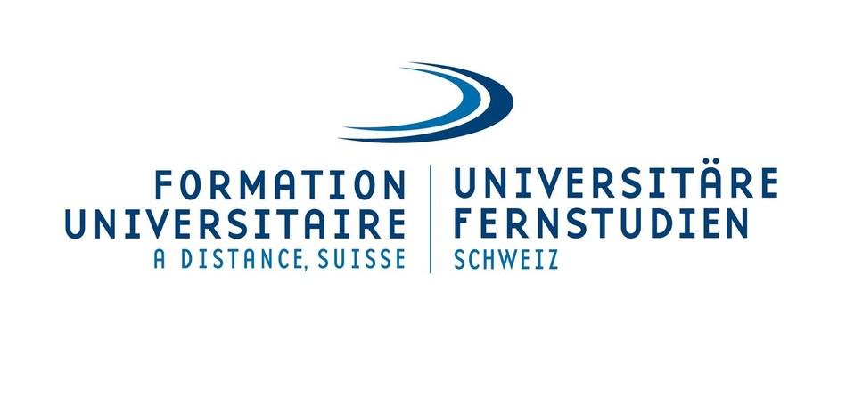 Swiss Distance University logo (PRNewsFoto/Formation Universitaire)