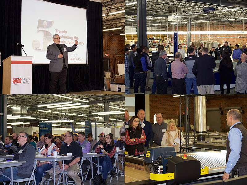 Gerber Technology hosts Furniture Symposium on Jan. 31 for world-leading furniture manufacturers.