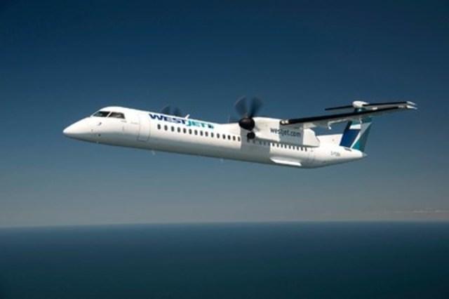 WestJet inaugure son service vers Sudbury (Groupe CNW/WestJet)