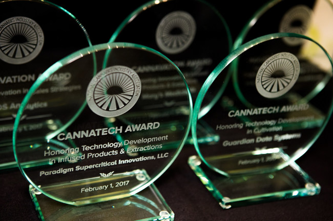 NCIA Cannavation and Cannatech Awards 2017