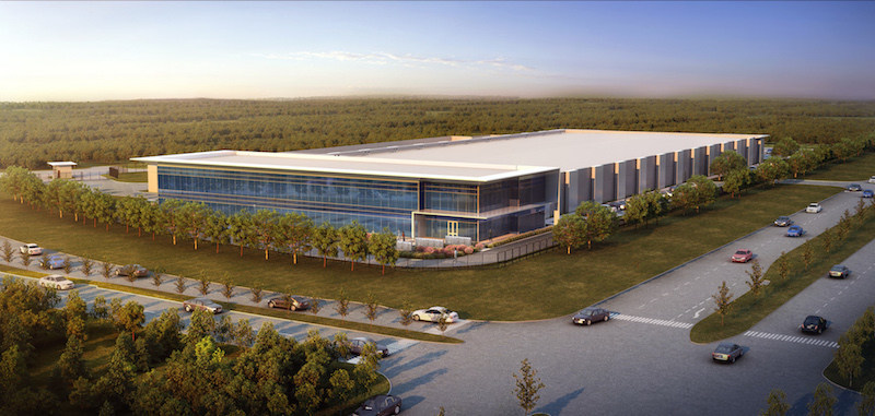 Stream Data Centers' DFW VI in Legacy Business Park