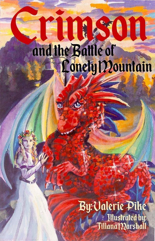 1st in the Crimson the Dragon Adventure Series