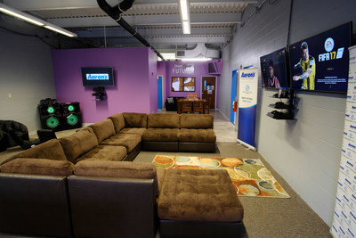 Aaronu0027s And Progressive Leasing Provide 17th Keystone Makeover For Indiana  Teens