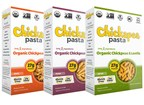 Chickapea Pasta Lands in the U.S. - Made with ONLY Two Ingredients - Organic Chickpeas & Lentils - That's It!