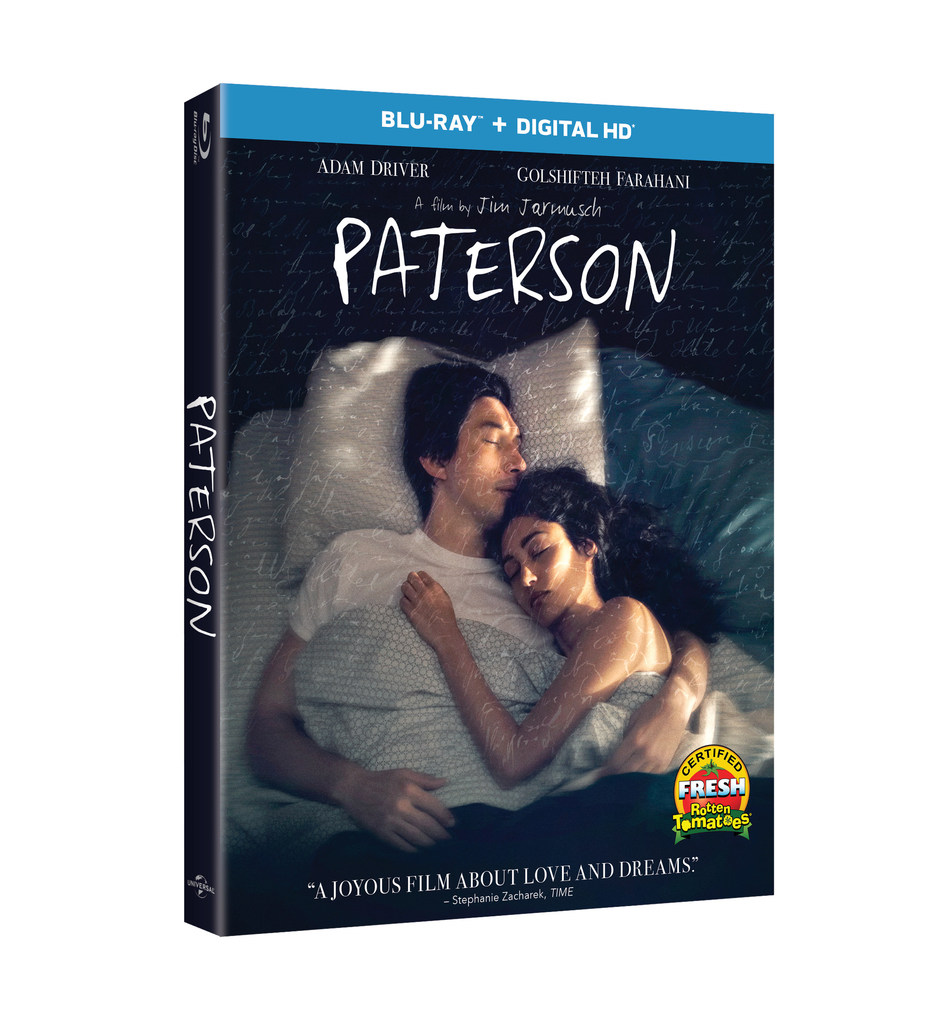 From Universal Pictures Home Entertainment: Paterson
