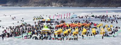 Inje icefish fest to make grand return