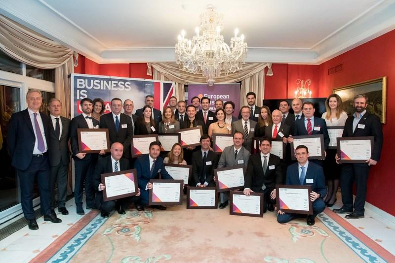 Spanish National Champions (PRNewsFoto/European Business Awards)