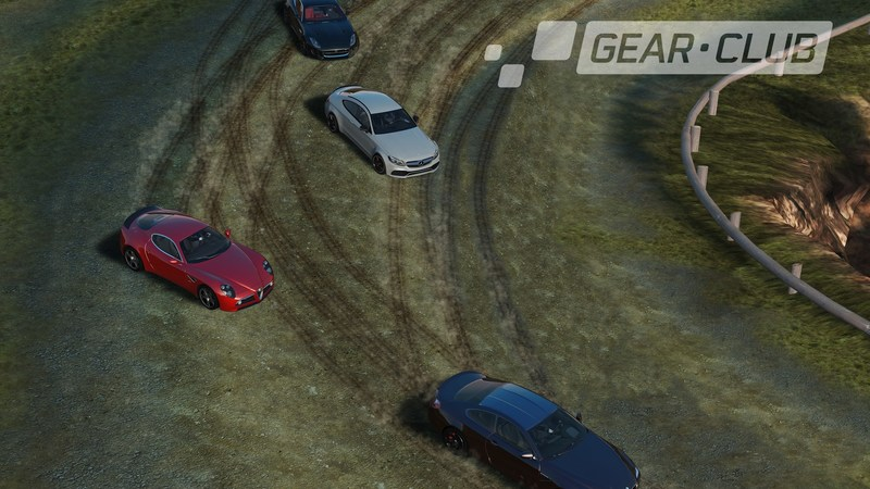 Eden Games' Gear.Club introduces rally gameplay on dirt and sand tracks in latest update available in Apple App Store and Google Play