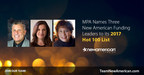 MPA Names Three New American Funding Leaders to Its 2017 Hot 100 List