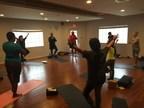 Injured Veterans Embrace Restorative Yoga with Wounded Warrior Project