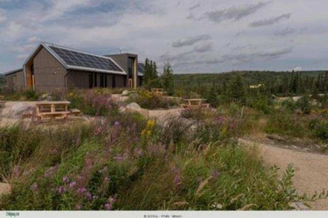 Centre de découverte et de services du Lac-Arthabaska (Groupe CNW/Société des établissements de plein air du Québec)