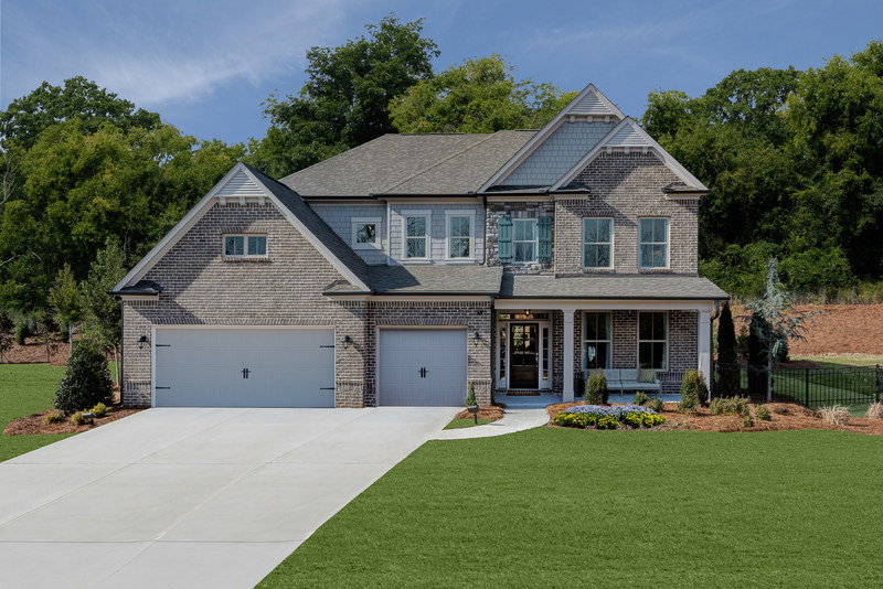 CalAtlantic Homes introduces Herrington Glen community in Atlanta's Tech Corridor. The community offers ranch and two-story home designs ranging from three to five bedrooms and three to four-and-a-half baths, with an option to add a sixth bedroom and a fifth bath. The public is invited to tour the models at this weekend's Grand Opening celebration.