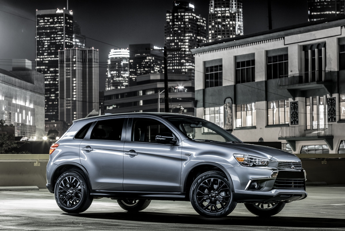 Mitsubishi Debuts 2017 Outlander Sport Limited Edition At