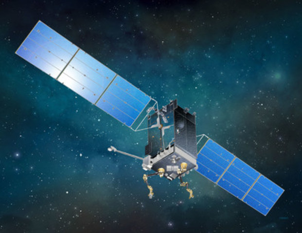 SSL and DARPA are Developing the Capability to Service Spacecraft On-Orbit. (CNW Group/MacDonald, Dettwiler and Associates Ltd.)