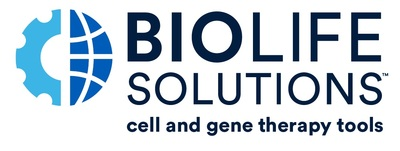BioLife Solutions, Inc. logo.  (PRNewsFoto/BIOLIFE SOLUTIONS INC.) (PRNewsfoto/BioLife Solutions, Inc.)