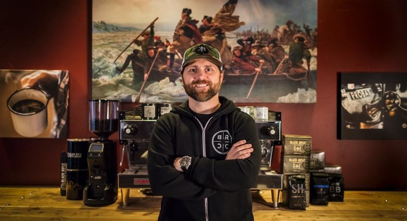 Black Rifle Coffee Company (BRCC) CEO & Former Green Beret Evan Hafer