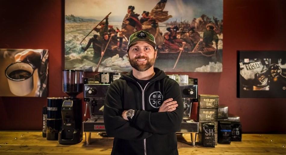 Black Rifle Coffee Company (BRCC) CEO & Former Green Beret Evan Hafer