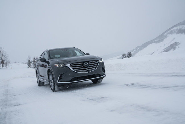 2017 Mazda CX-9 Goes on Sale This Month Retaining $31,520 Starting MSRP