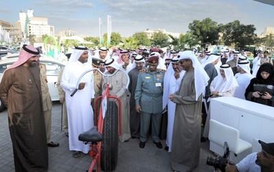 Dubai Municipality Car Free Day 2017 (PRNewsFoto/Dubai Municipality)