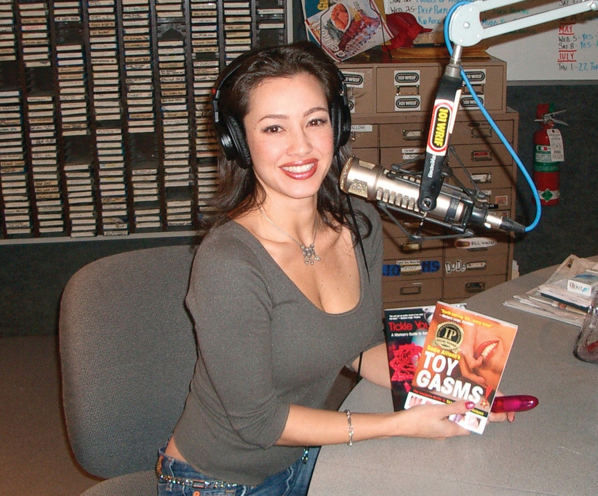 15 million radio fans to be enlightened by sexologist and