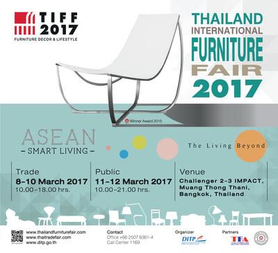 Thailand International Furniture Fair 2017 (TIFF 2017)