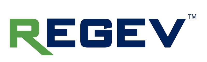 REGEV Logo (PRNewsFoto/Stockton)