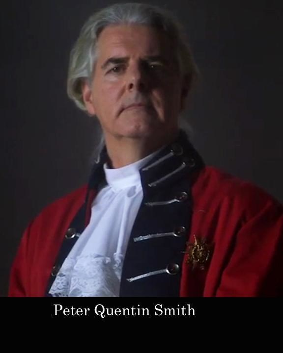 New York City actor/singer Peter Quentin Smith stars as Benedict Arnold in the upcoming musical 'Revolutionary Gentleman.'