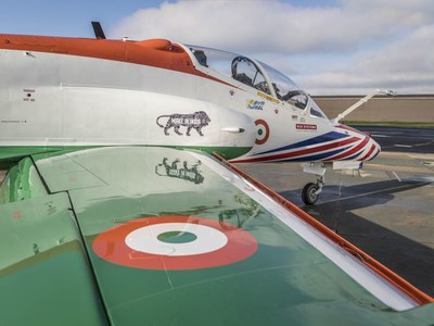 BAE Systems-HAL to showcase Advanced Hawk at Aero India