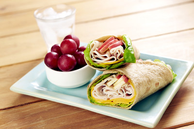 Shady Brook Farms Turkey Wrap